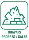 Gravats propres / sales