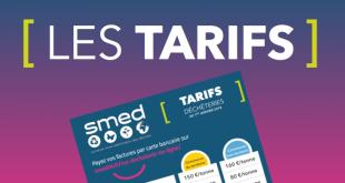 Nouvelles conditions tarifaires au 1er Janvier 2018
