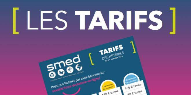 Nouvelles modalités d'accès et tarifaires au 1er Janvier