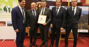 Le SMED récompensé pour la modernisation de son CVO !